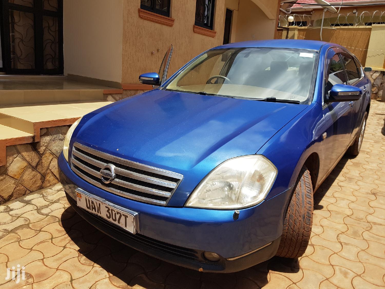 Archive: Nissan Teana 2003 Blue