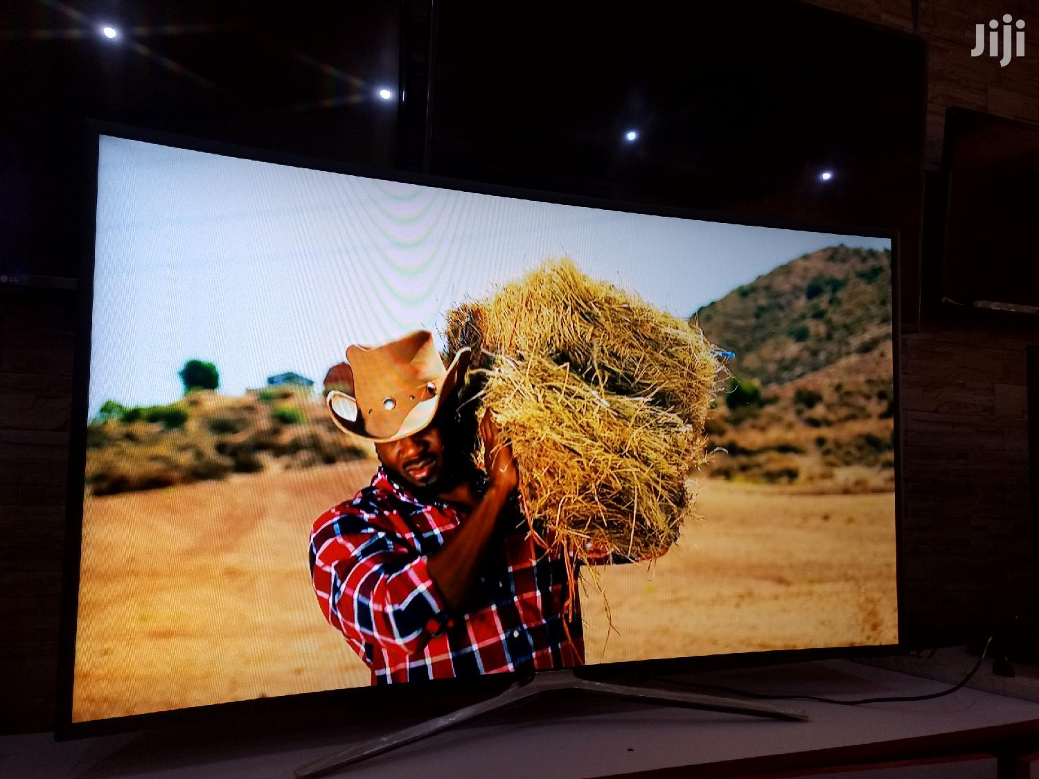 Archive: Samsung Curved Smart Uhd 4K Digital TV 55 Inches