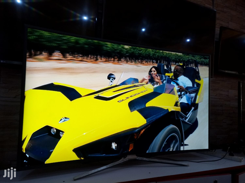 Samsung Curved 4K Digital TV 55 Inches | TV & DVD Equipment for sale in Kampala, Central Region, Uganda