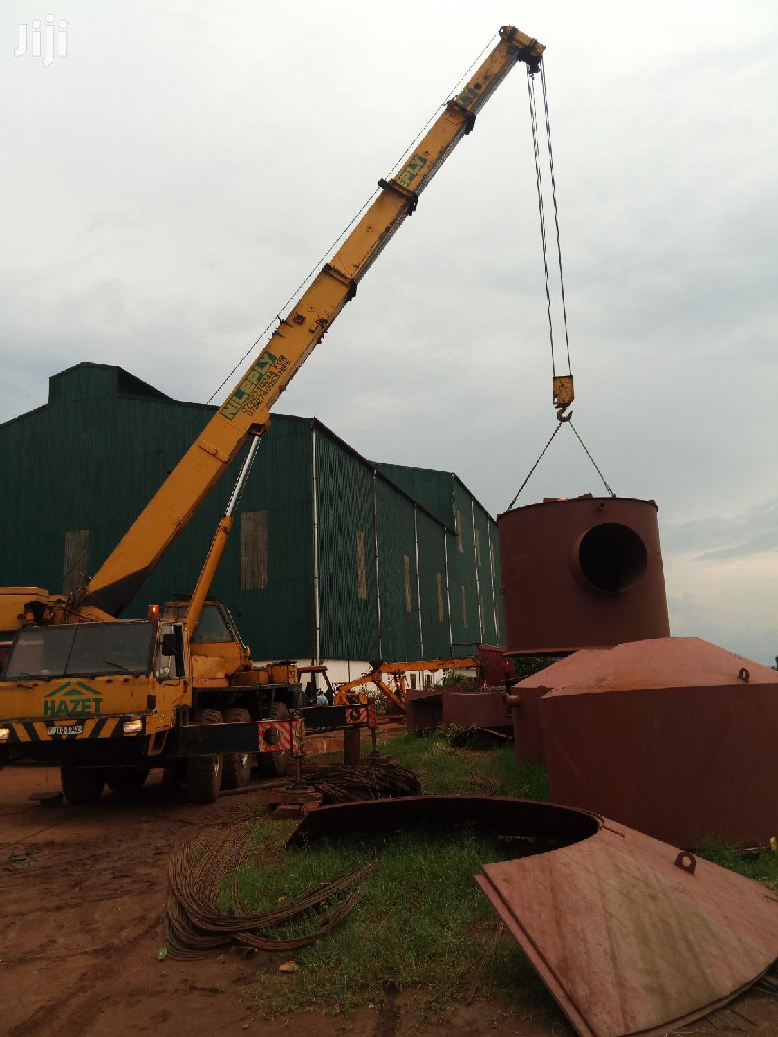 Cranes , Operators For Hire | Other Services for sale in Kampala, Central Region, Uganda