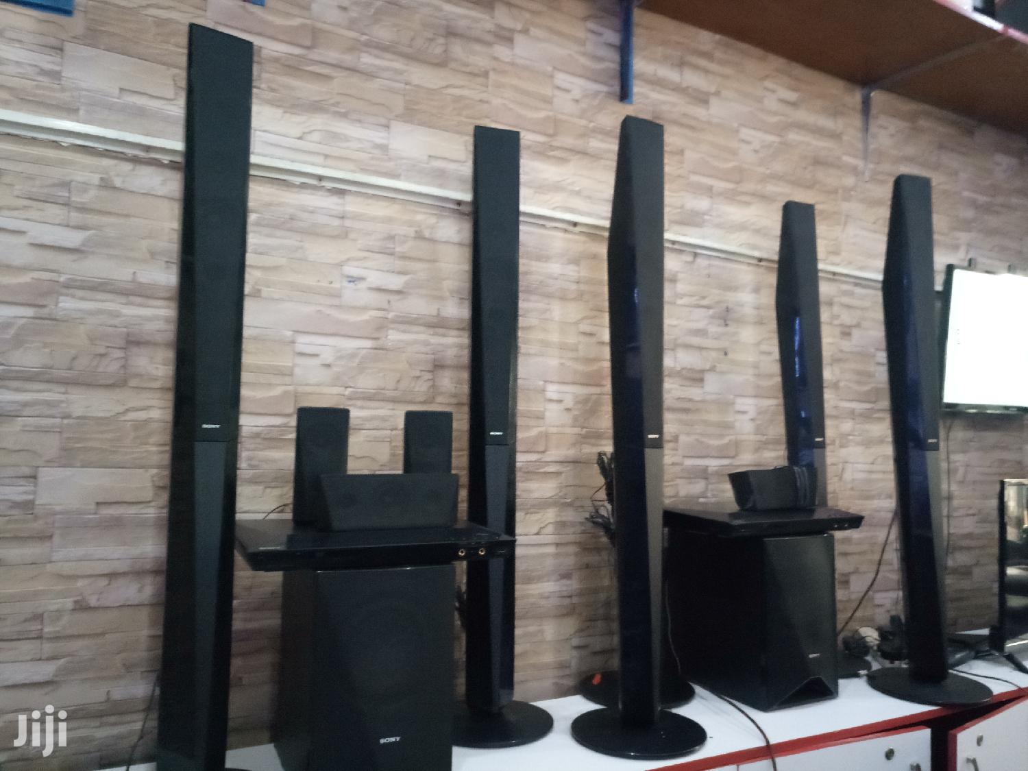 Archive: Original Sony Home Theater System 1200W