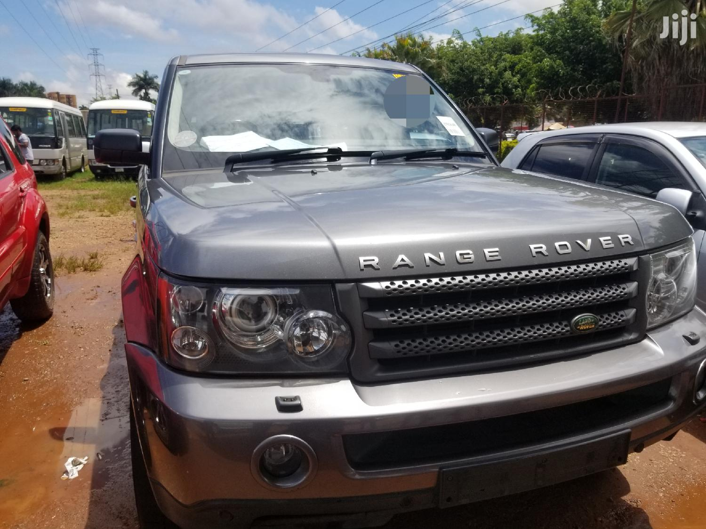 Land Rover Range Rover Sport 2009 Silver | Cars for sale in Kampala, Central Region, Uganda