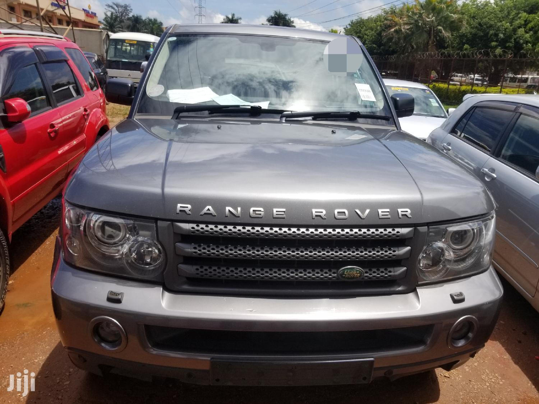 Land Rover Range Rover Sport 2009 Silver