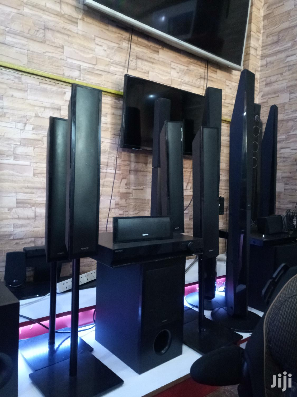 Archive: 1200watts SONY Home Theatre Sound System