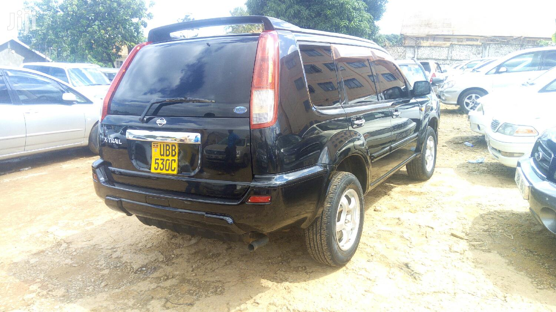 Nissan X-Trail 2005 Black   Cars for sale in Kampala, Central Region, Uganda