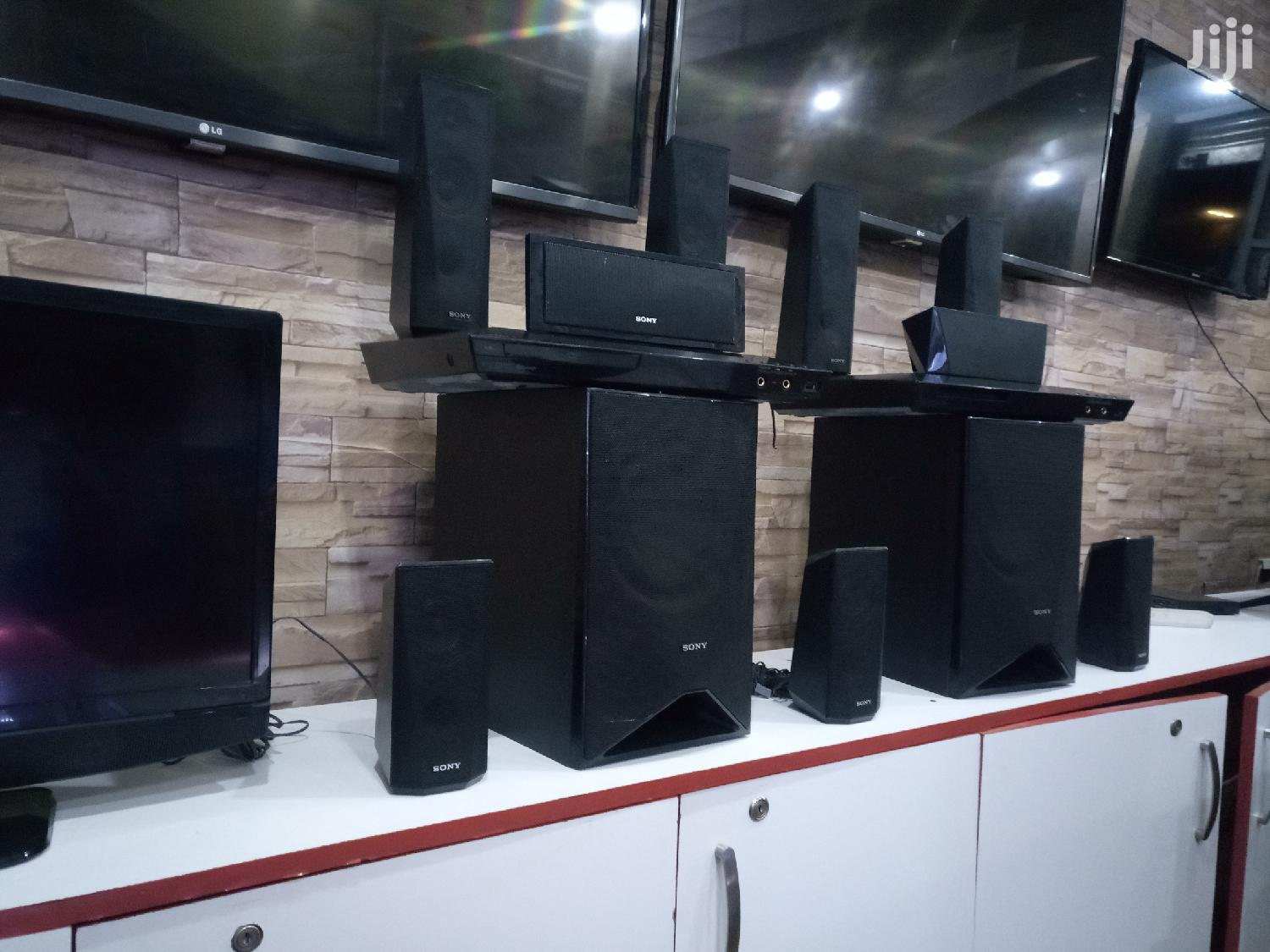 Archive: Sony Home Theater System 1200 Watts