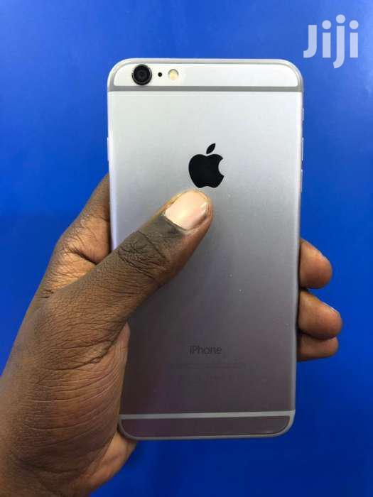 Archive: Apple iPhone 6 Plus 64 GB Gray
