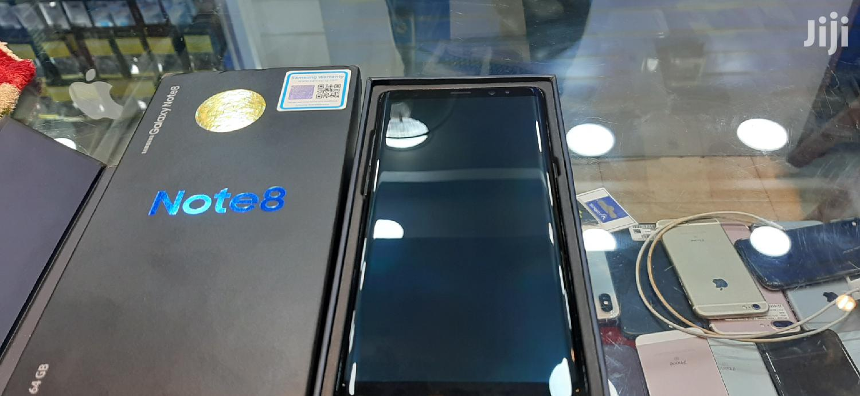 Samsung Galaxy Note 8 64 GB Blue | Mobile Phones for sale in Kampala, Central Region, Uganda