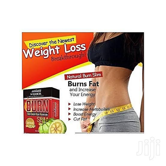 30 Tablets, Weiders Burn Slim