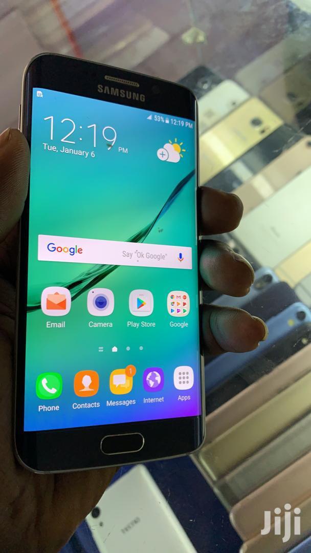 Samsung Galaxy S6 edge 32 GB Black