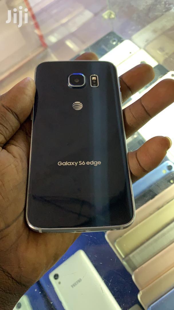 Samsung Galaxy S6 edge 32 GB Black | Mobile Phones for sale in Kampala, Central Region, Uganda