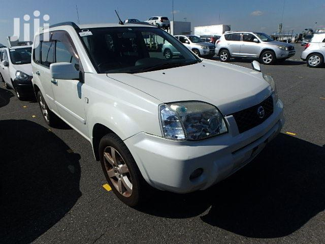 Archive: Nissan X-Trail 2007 White