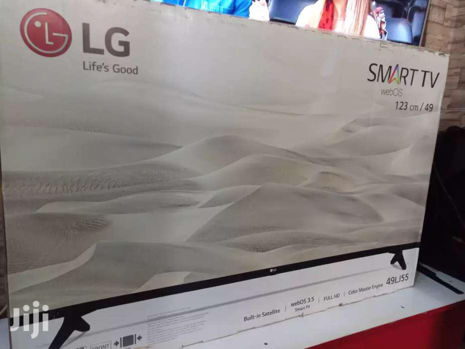 Brand New LG Smart TV 49 Inches | TV & DVD Equipment for sale in Kampala, Central Region, Uganda