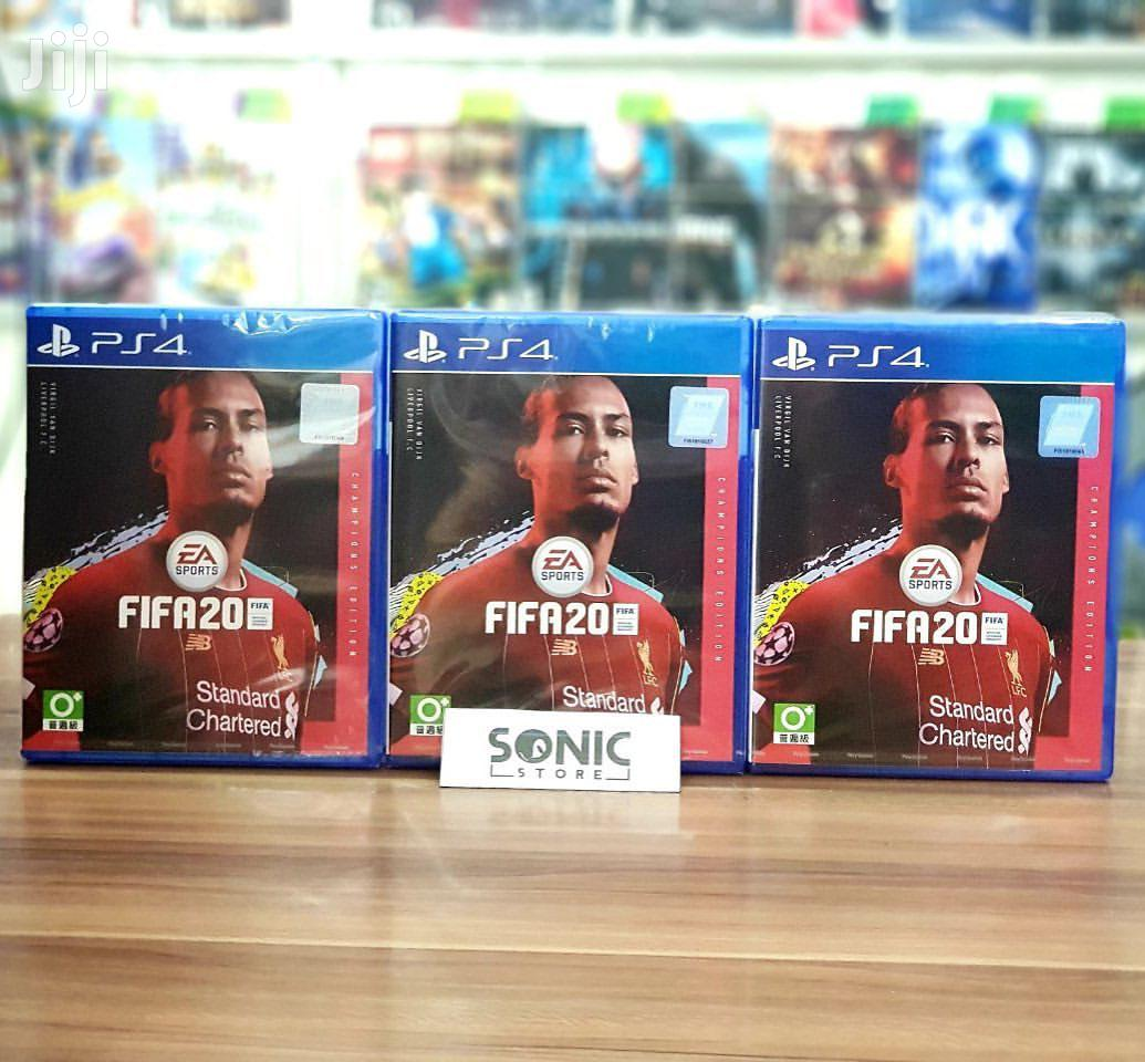 Archive: Fifa 20 Game