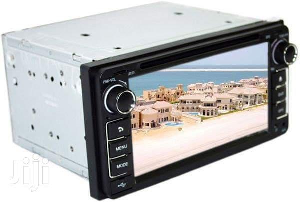 Wide Display Car Stereo