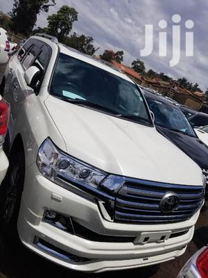 Toyota Land Cruiser 2016 White   Cars for sale in Central Region, Kampala