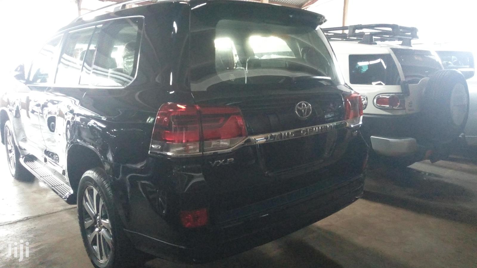 New Toyota Land Cruiser 2019 Black | Cars for sale in Kampala, Central Region, Uganda