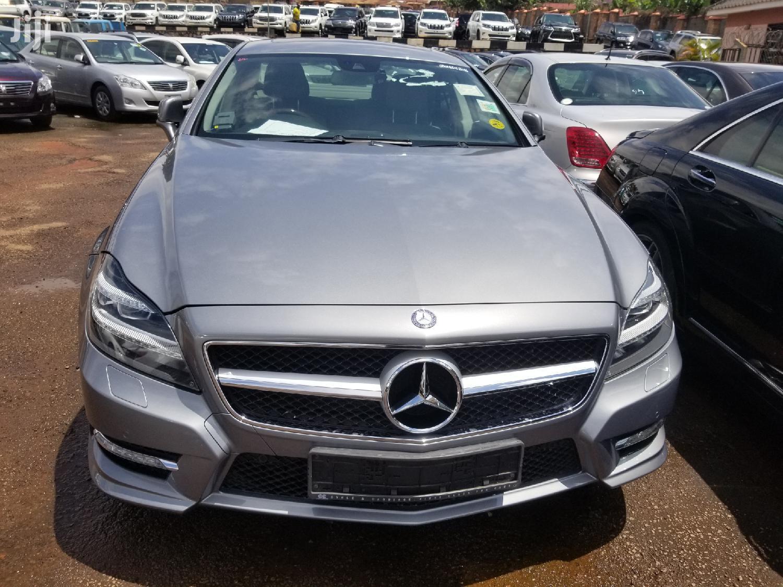 Mercedes-Benz CLS 2012 Silver   Cars for sale in Kampala, Central Region, Uganda