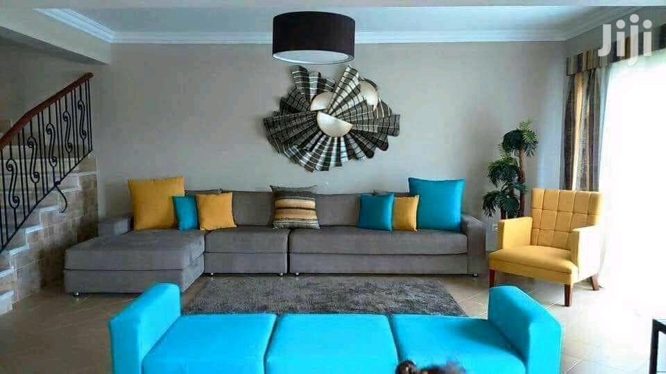 Alba Wide L Sofa