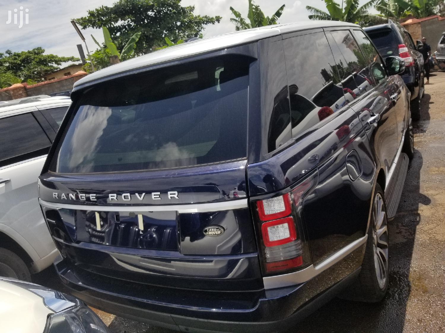 Land Rover Range Rover Sport 2015 Blue | Cars for sale in Kampala, Central Region, Uganda
