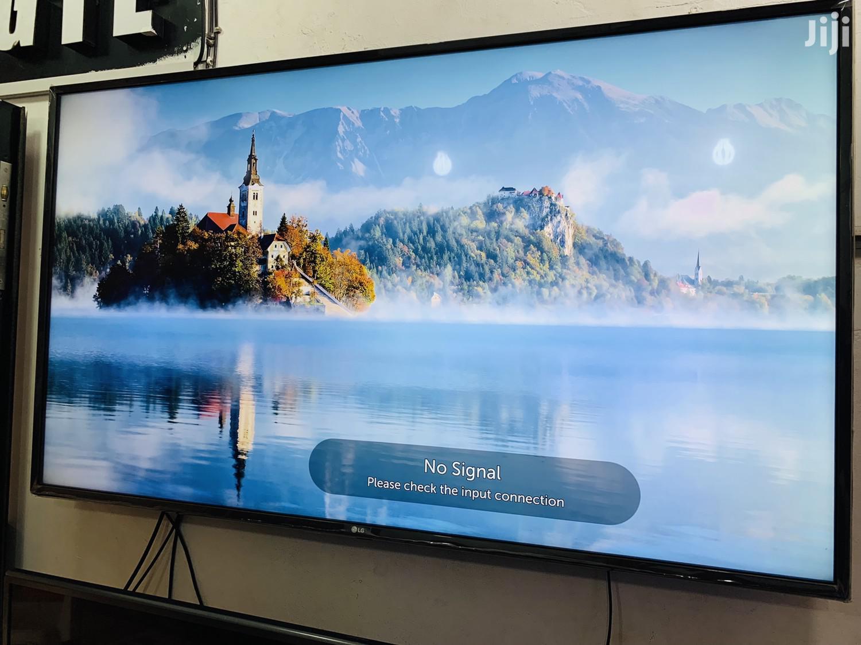 LG Smart LED Uhd 4K Tv 55 Inches   TV & DVD Equipment for sale in Kampala, Central Region, Uganda