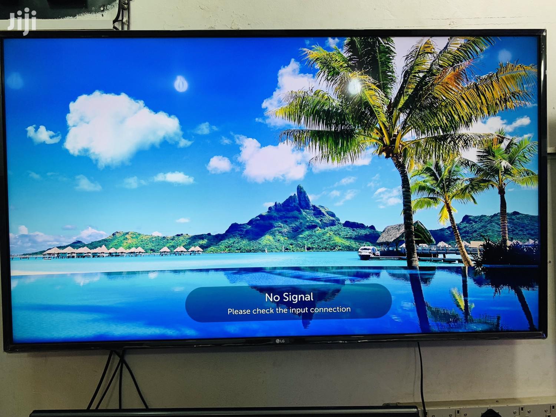 LG Smart LED Uhd 4K Tv 55 Inches