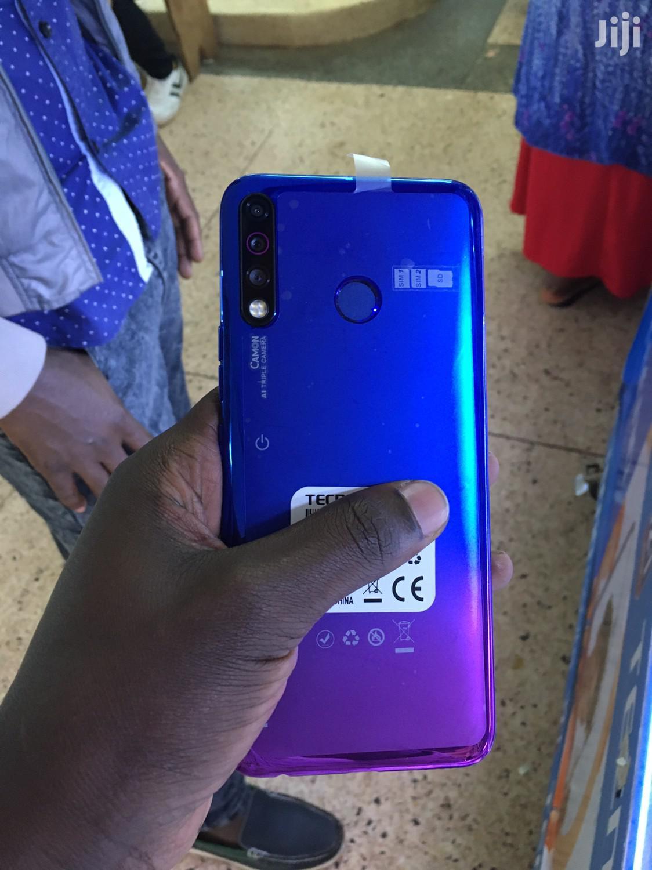Tecno Camon 12 64 GB Blue | Mobile Phones for sale in Kampala, Central Region, Uganda