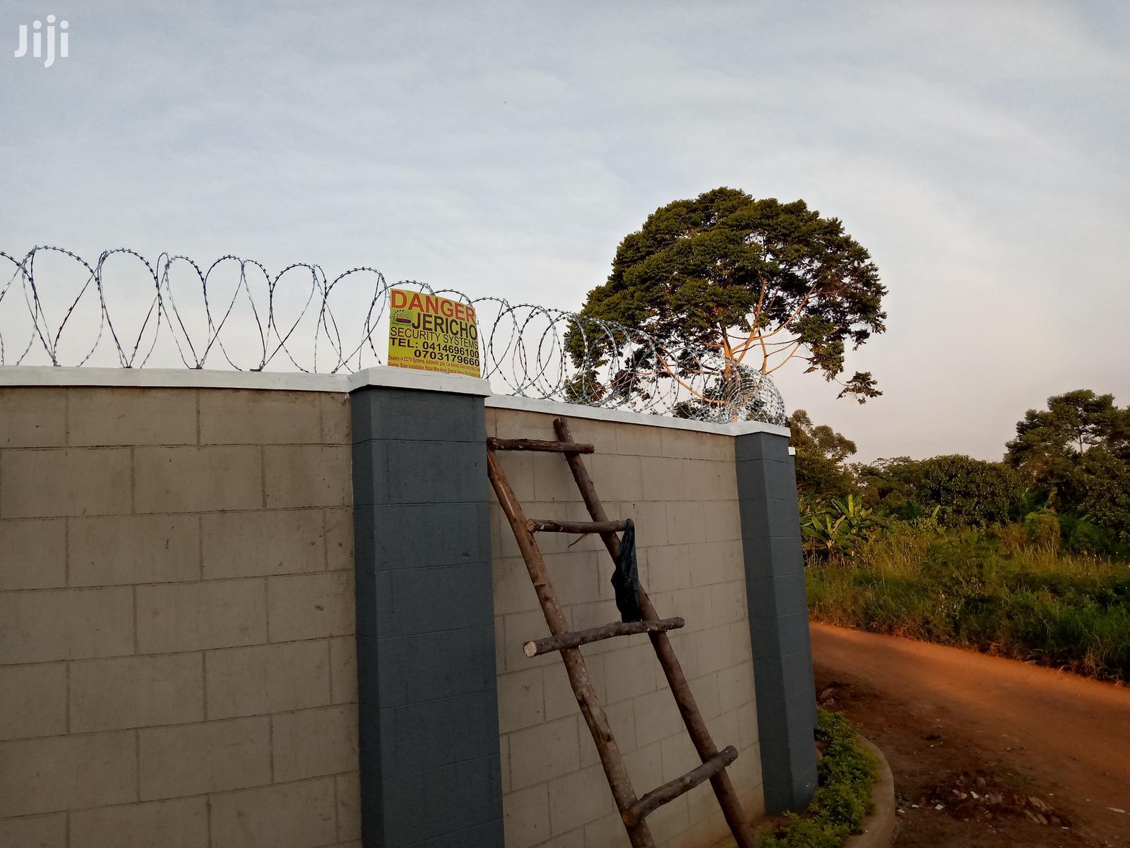 Plain Razor Wire Fence | Building Materials for sale in Kampala, Central Region, Uganda