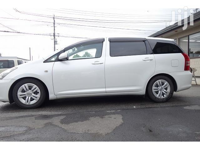 New Toyota Wish 2005 White | Cars for sale in Kampala, Central Region, Uganda
