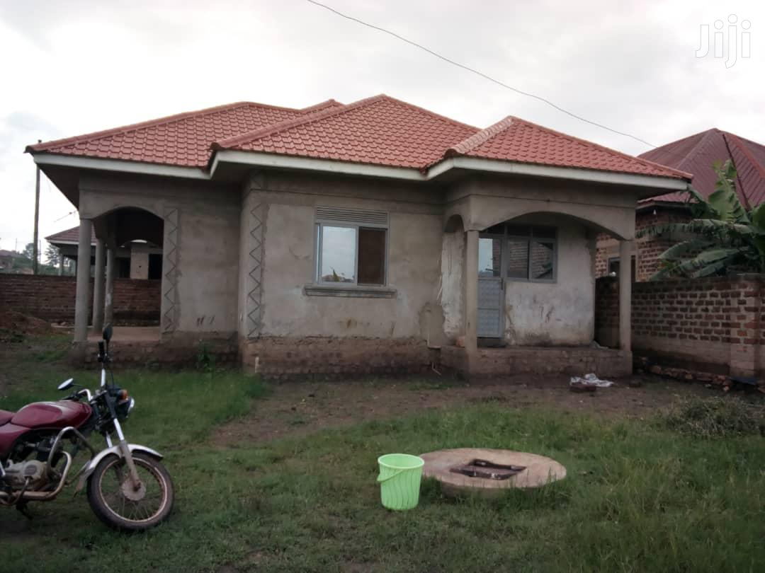 Archive: Three Bedroom Shell House In Kira For Sale