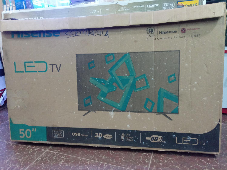 Hisense 55inches Led Flat Screen