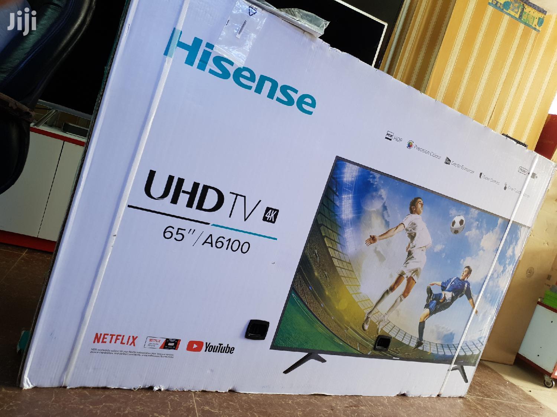 Hisense UHD 4k Smart Tv 65 Inches