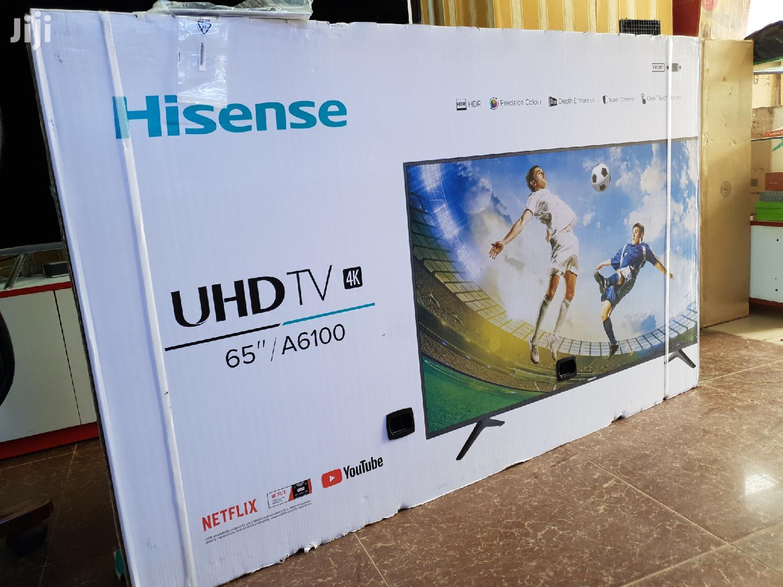 Hisense UHD 4k Smart Tv 65 Inches | TV & DVD Equipment for sale in Kampala, Central Region, Uganda