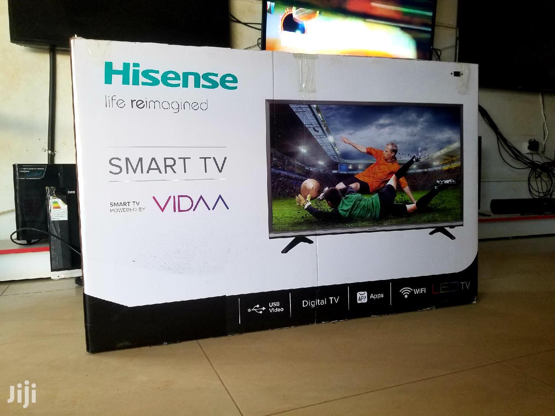 Hisense Smart UHD 4k TV 50 Inches | TV & DVD Equipment for sale in Kampala, Central Region, Uganda
