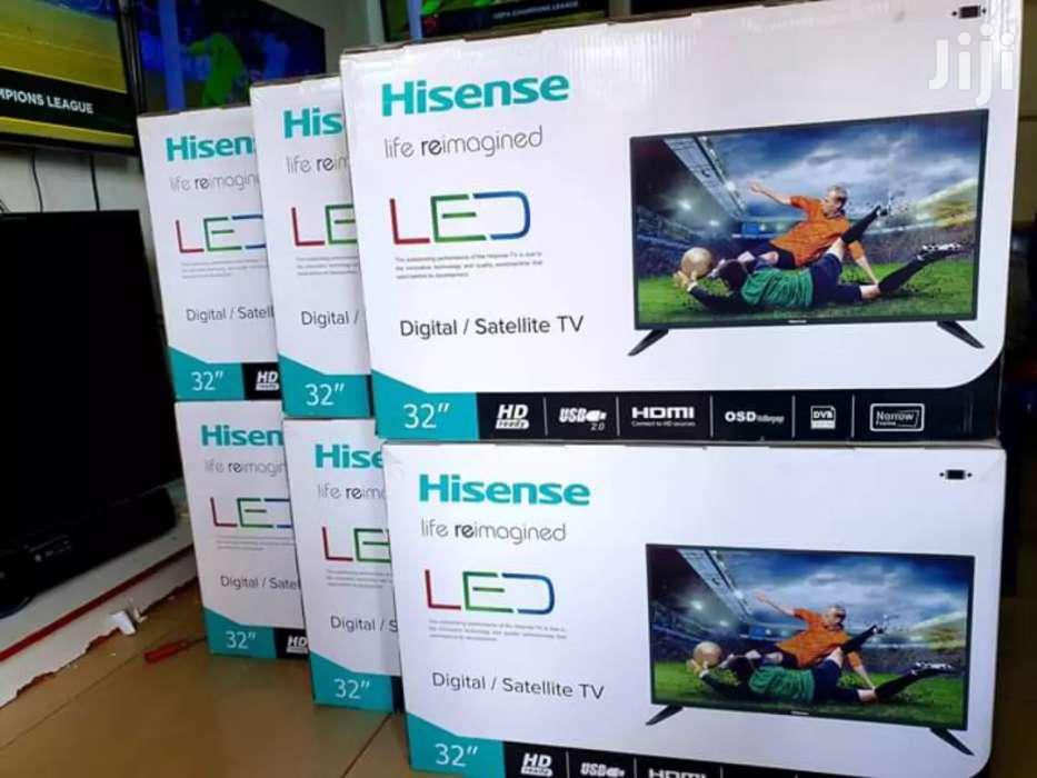 Hisense Flat Screen Digital Tv 32 Inches