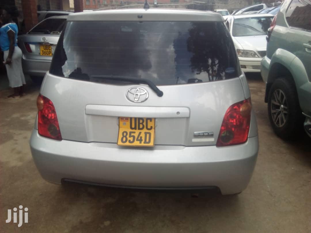 Toyota IST 2002 Silver   Cars for sale in Kampala, Central Region, Uganda