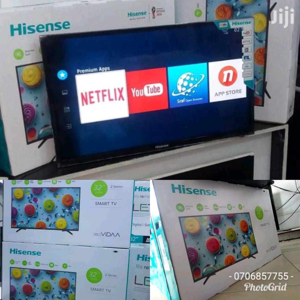 Hisense 43 Inch Smart Tvs