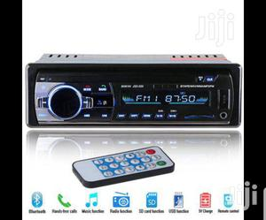 Car Radio With Bluetooth Singledin