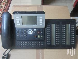 Alcatel 4039 SET Phone With 40-keys Module