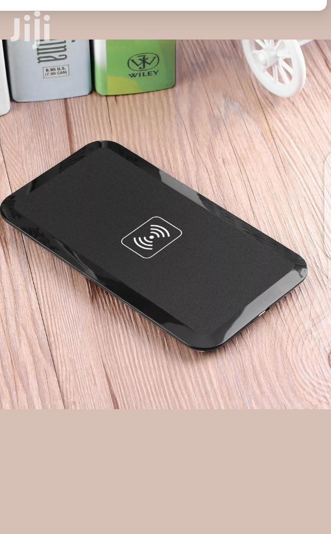 Universal QI Wireless Charging Receiver Charger Module for Micro USB | Accessories for Mobile Phones & Tablets for sale in Kampala, Central Region, Uganda