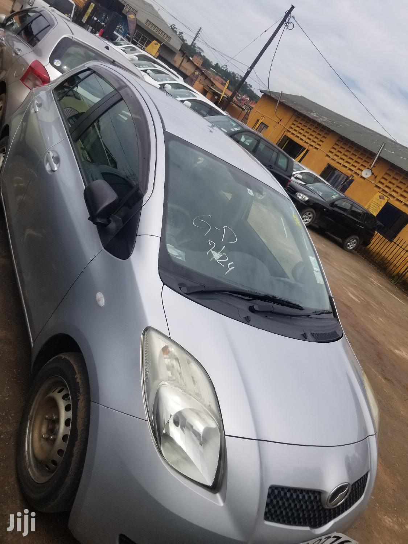 Toyota Vitz 2005 1.5 RS Silver | Cars for sale in Kampala, Central Region, Uganda