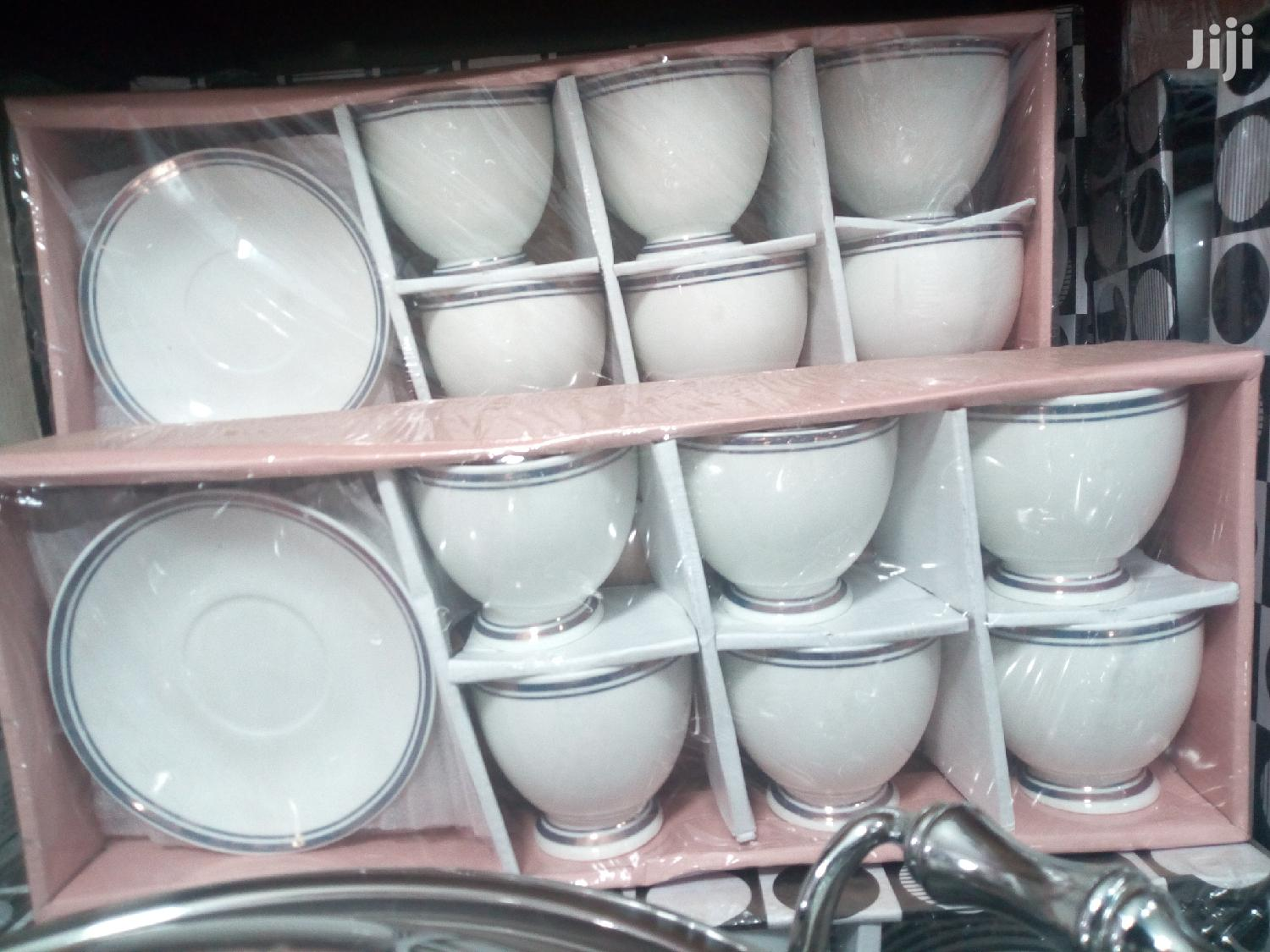 Cups And Saucer | Kitchen & Dining for sale in Kampala, Central Region, Uganda