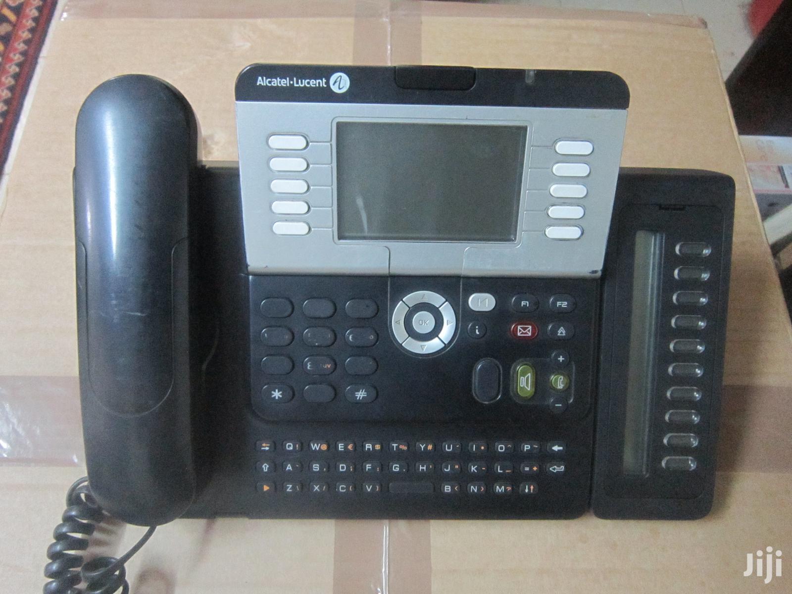 Archive: Alcatel 4039 Phone With 10-keys Module