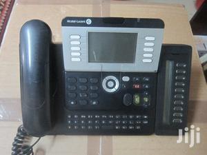 Alcatel 4039 Phone With 10-keys Module