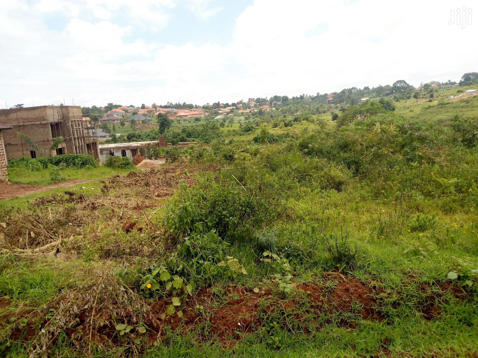 Archive: Land In Kira Nsasa For Sale
