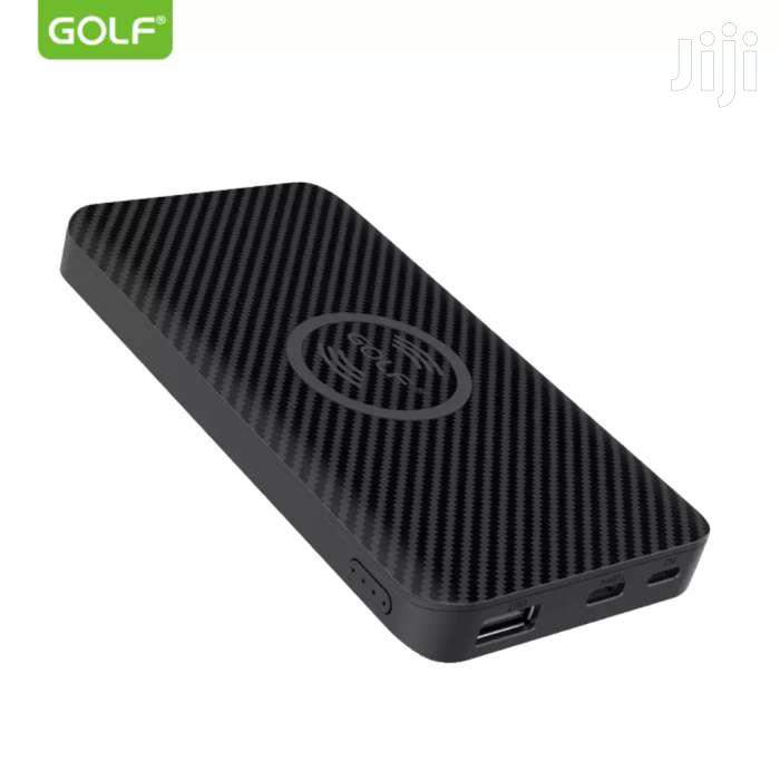 GOLF Wireless Power Bank 10000mah | Accessories for Mobile Phones & Tablets for sale in Kampala, Central Region, Uganda