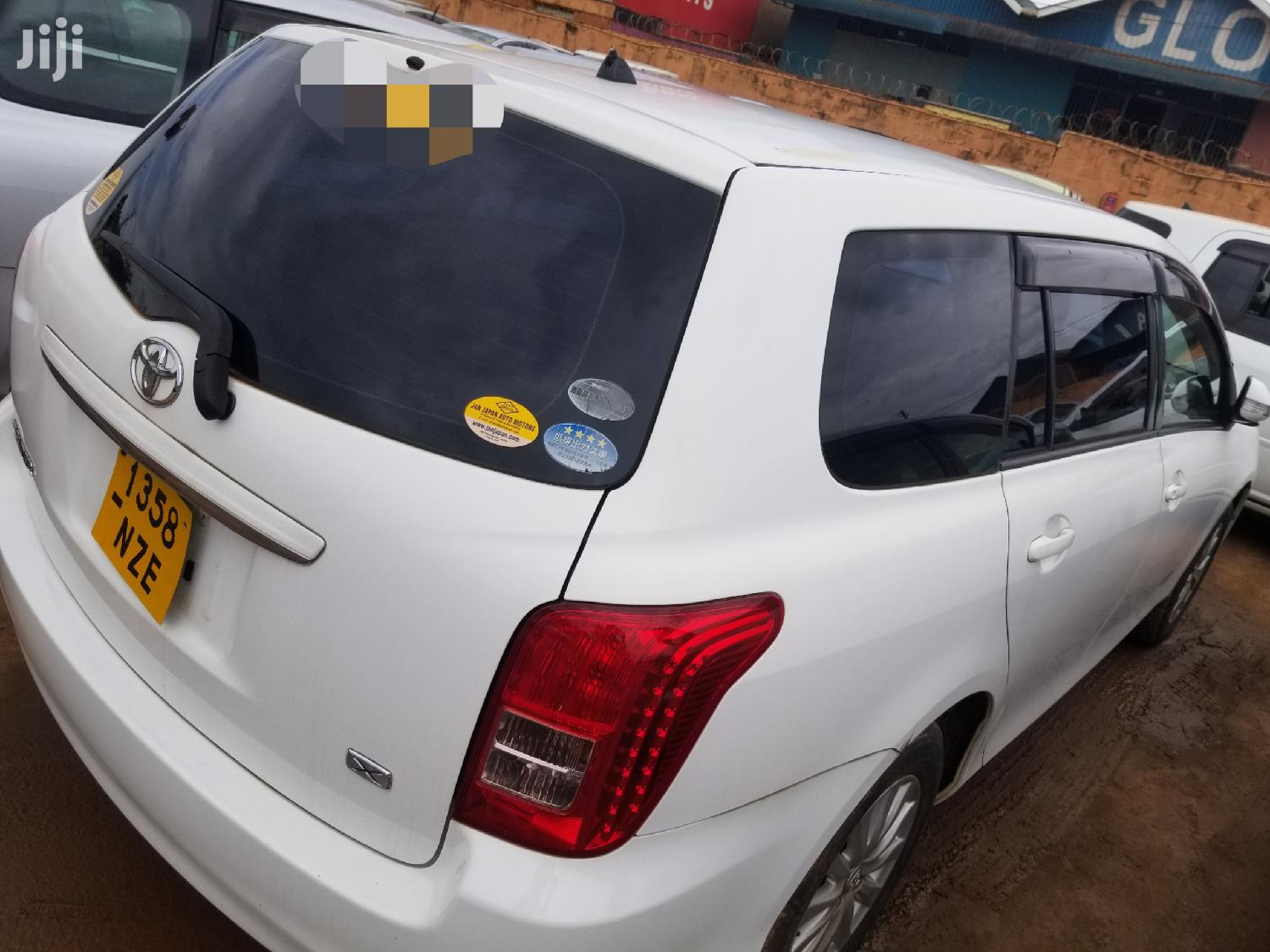 New Toyota Fielder 2007 White | Cars for sale in Kampala, Central Region, Uganda
