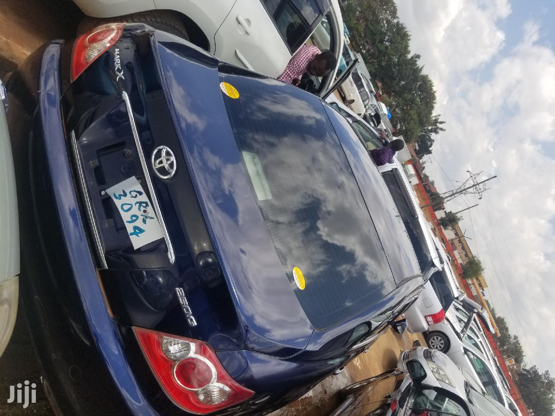 Toyota Mark X 2007 Blue | Cars for sale in Kampala, Central Region, Uganda