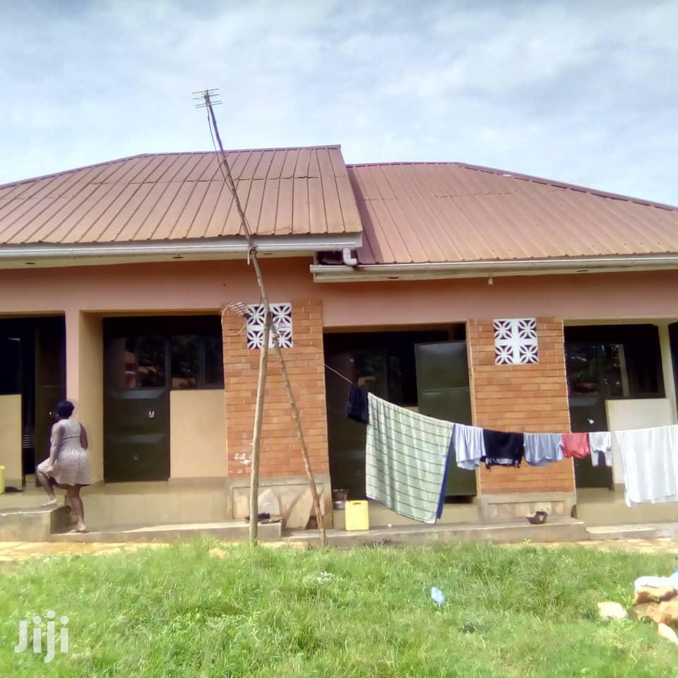 Archive: Two Room House In Kawempe For Sale