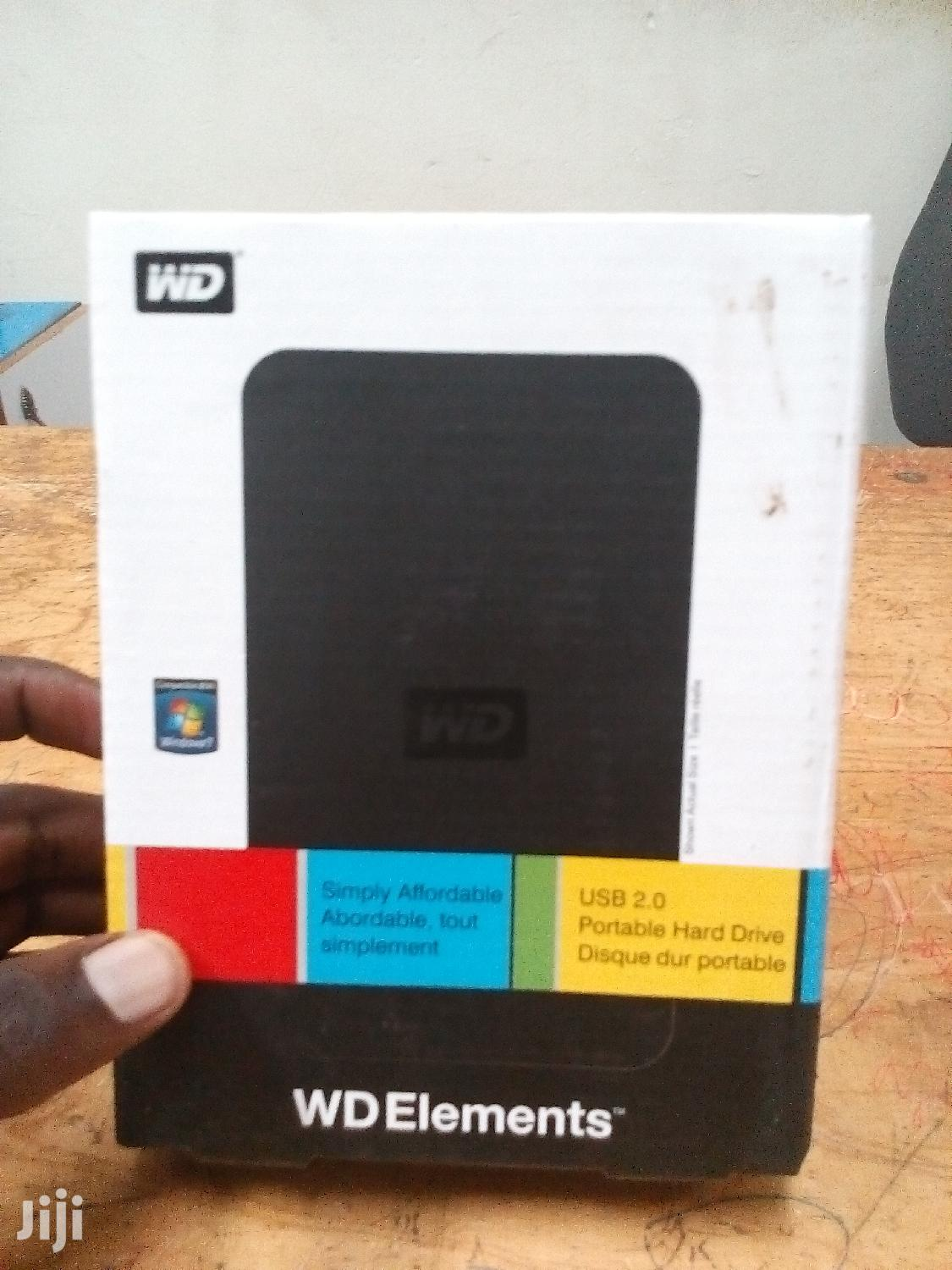 Archive: External Hard Disks WD 500GB